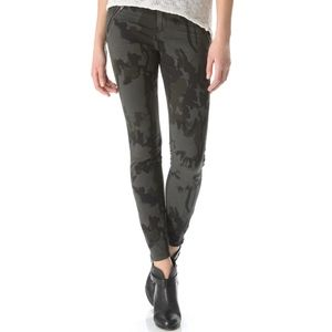 Habitual Jeans Amalia High Rise Zip Skinny Camo 29